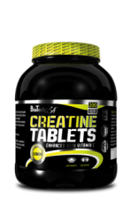 Poză Creatine Monohydrate Tablets