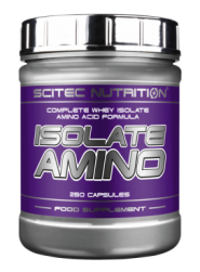 Poză Isolate Amino 250 caps