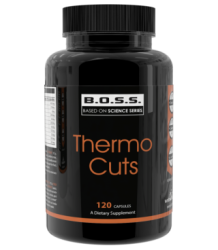 Poză Thermo Cuts 120 caps