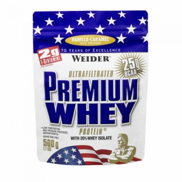 Imagine produs Weider Premium Whey 500 g