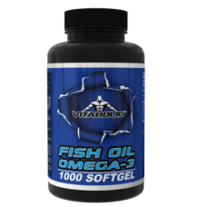 Poză Fish Oil Omega 3 1000mg Softgel 120caps