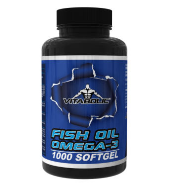 Imagine produs Fish Oil Omega 3 1000mg Softgel 120caps