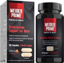 Poză Weider Prime Testo for Men