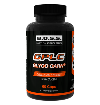 Imagine produs GPLC GlycoCarn® (Maximize Nitric Oxide Muscle Pump)