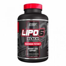 Poză Nutrex Lipo 6 Black Maximum Potency