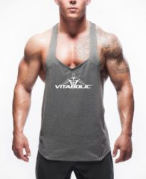 Poză V Neck Tank Top Mens