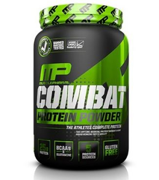 Imagine produs MusclePharm Combat Powder 900g
