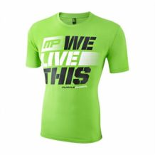 Poză Mens T-Shirt We Live This Green