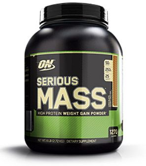 Imagine produs ON Serious Mass 2700g