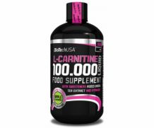 Poză L-Carnitine 100.000 Liquid