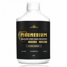Poză Magnesium Citrate Liquid Concentrate +Vitamin C +B6